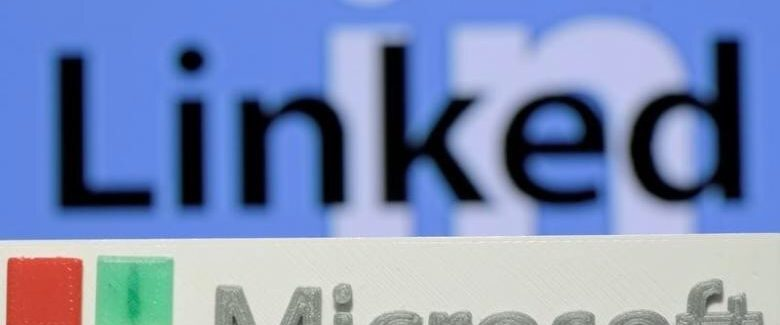 LinkedIn acquisition by Microsoft announced today, although requires EU approval before final takeover can be completed