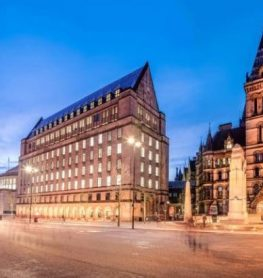 Manchester Town Hall is central to the Northern Powerhouse being driven across the Greater Manchester area, bringing technology and innovation to the region.