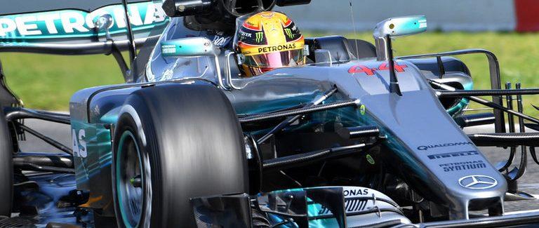 Lewis Hamilton MercedesF1 AMG team 2017