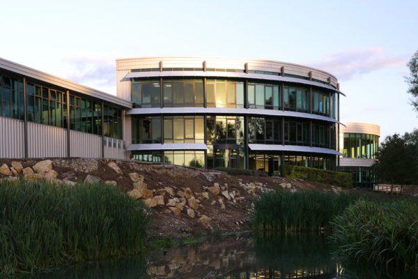 Mercedes F1 team headquarters